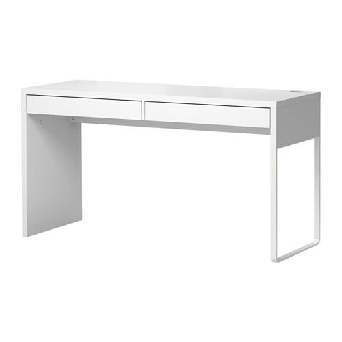 Ikea micke schreibtisch als schminktisch  Micke | Micke desk, Desks and Cable