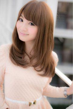 可愛くエレガントな女子の憧れヘアスタイル ミディアム ロング カタログ20選 ヘアスタイル ロング ミディアムロング ヘアスタイリング