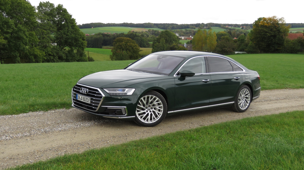 First Drive Review 2020 Audi A8 Plug In Hybrid Reflects New Priorities Audi Audi A8 Car Review