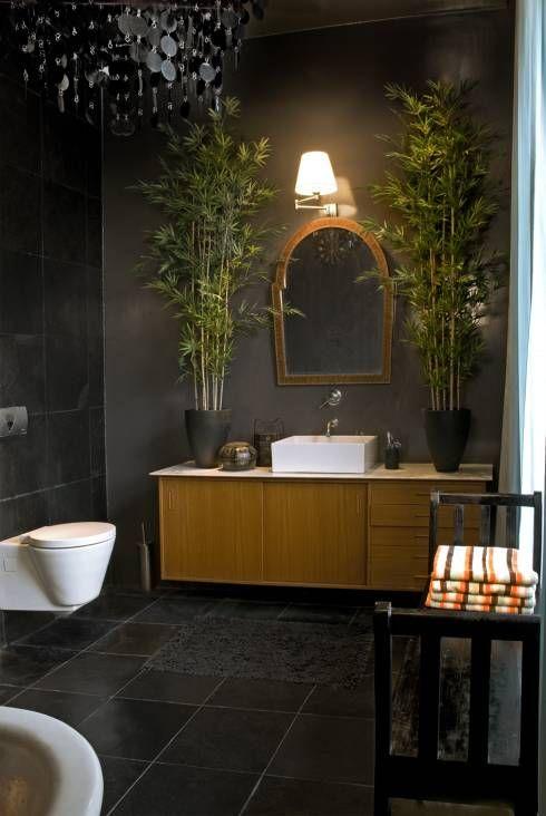Badezimmer In Grau U0026 Grün: Ausgefallene Badezimmer Von Baltic Design Shop