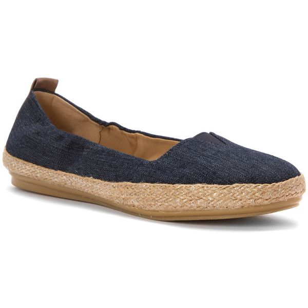 Easy Spirit Women's Geneen Flats ($83) ❤ liked on Polyvore featuring shoes,  flats. Espadrille ...