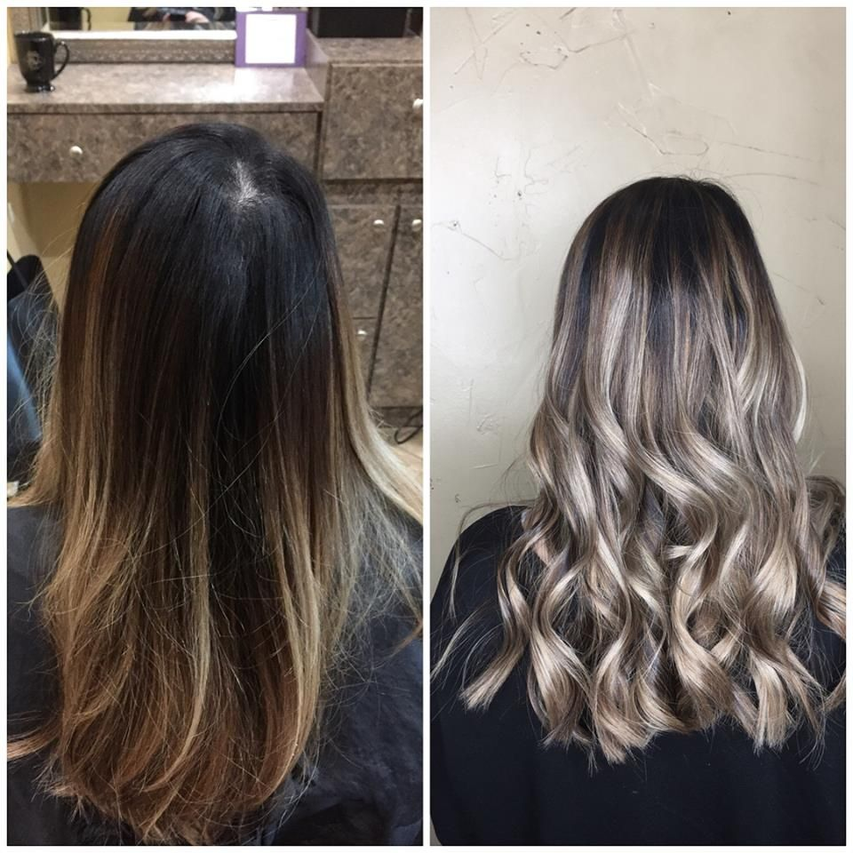 This client spent her Black Friday in Dana's chair
