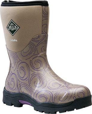 36d4ae23a4c Cabela's: Muck™ Women's Aurora Rubber Boots | Fishing Gear | Muck ...