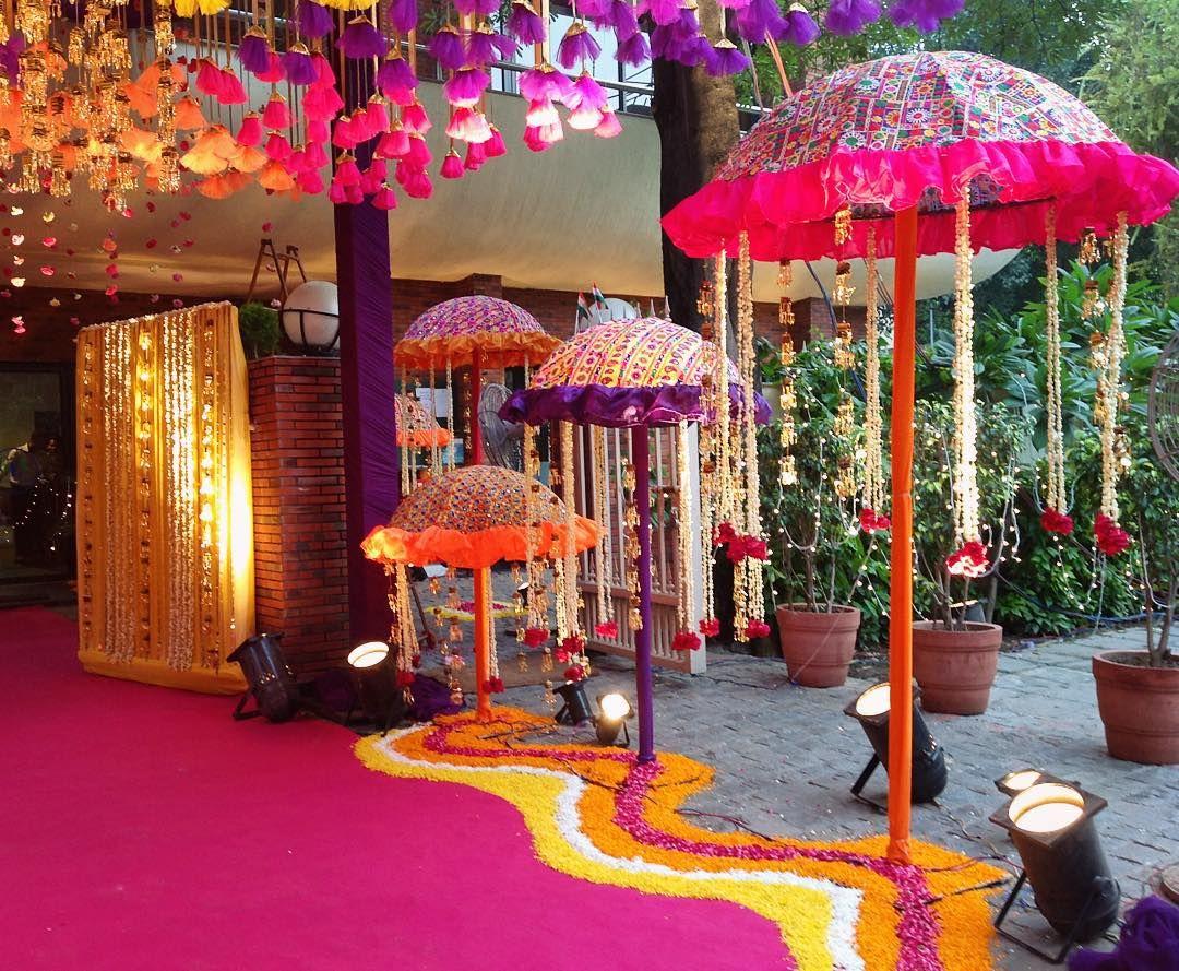 See this instagram photo by weddingdecorindia 69 likes for Mehndi decoration