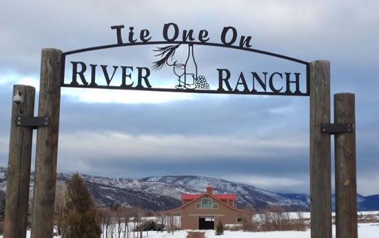 Farm Ranch Metal Entry Signs