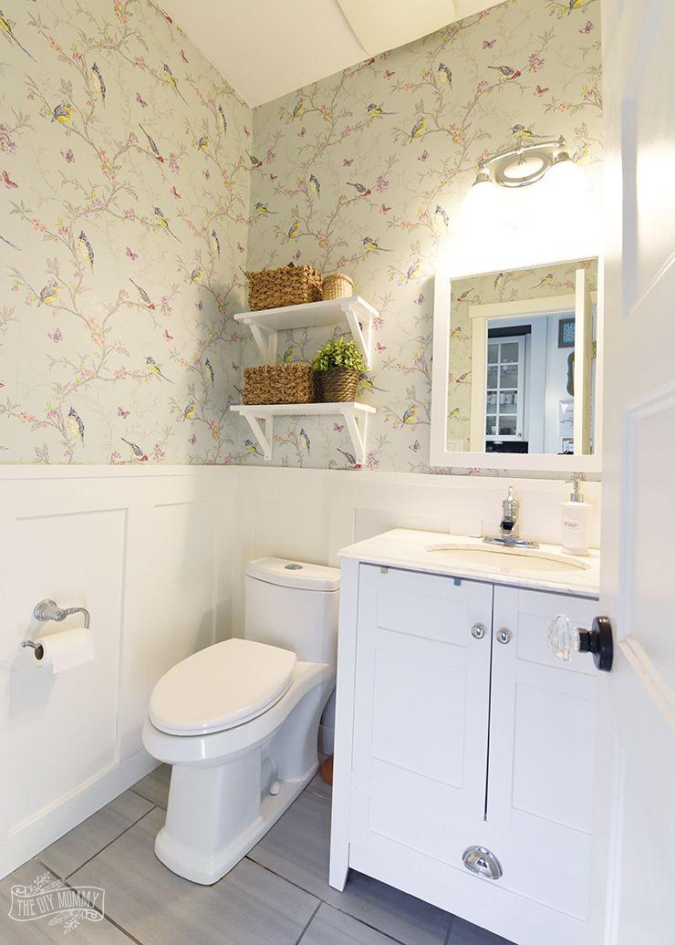 Small Bathroom Powder Room Organization Ideas  Bathrooms Simple Small Bathroom Organization 2018