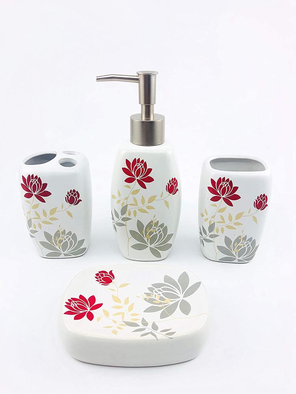 Go Hooked Designer Bathroom Sets (VM9-B): Amazon.in: Home