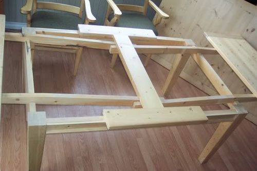 looking for plans for the mechanism of an amish stowleaf table by rh pinterest com