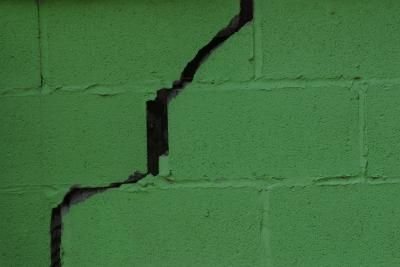 How To Repair Bat Concrete Block Walls