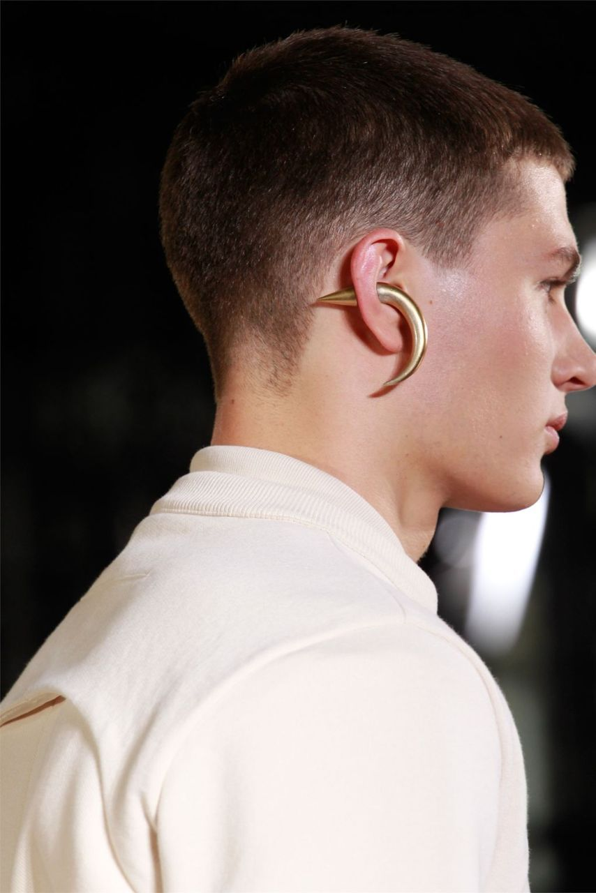 Explore Mens Jewellery Body Art And More Givenchy Earring