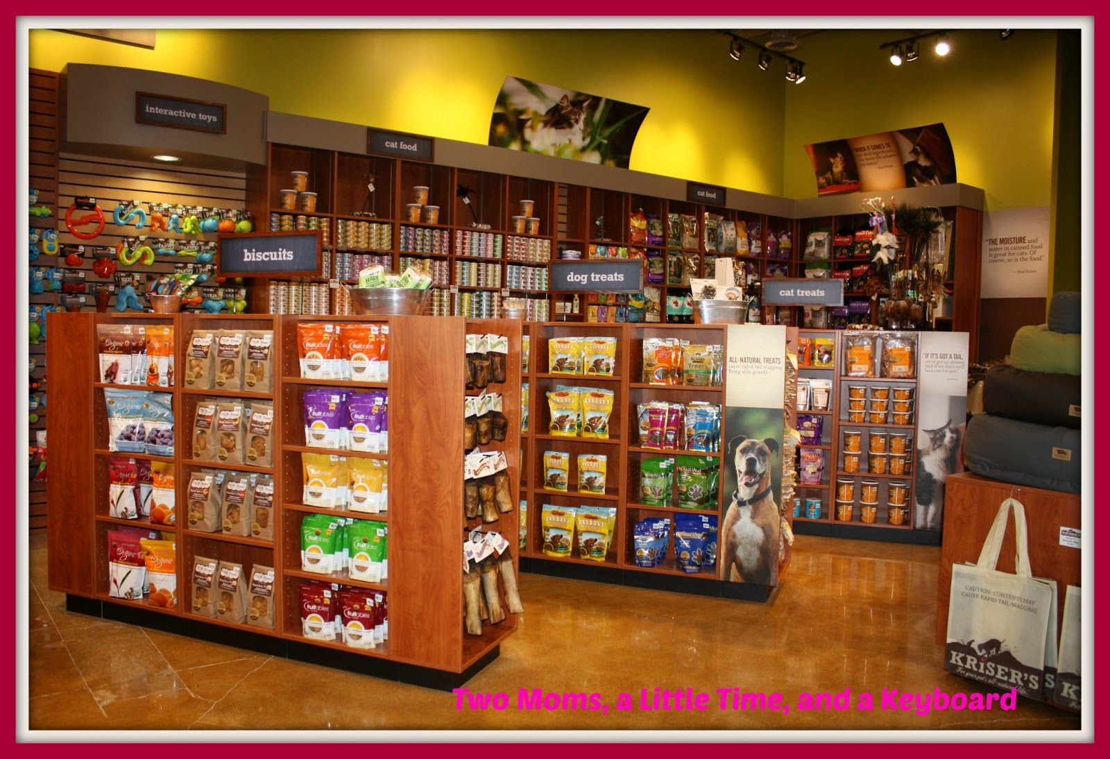 Natural Dog Food Stores Denver