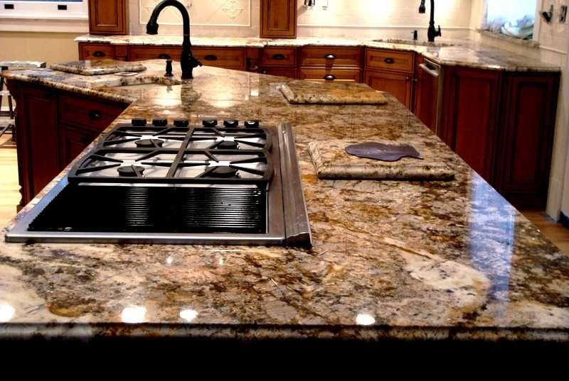 Cubierta granito cocinas integrales m dul studio - Cocinas de granito ...