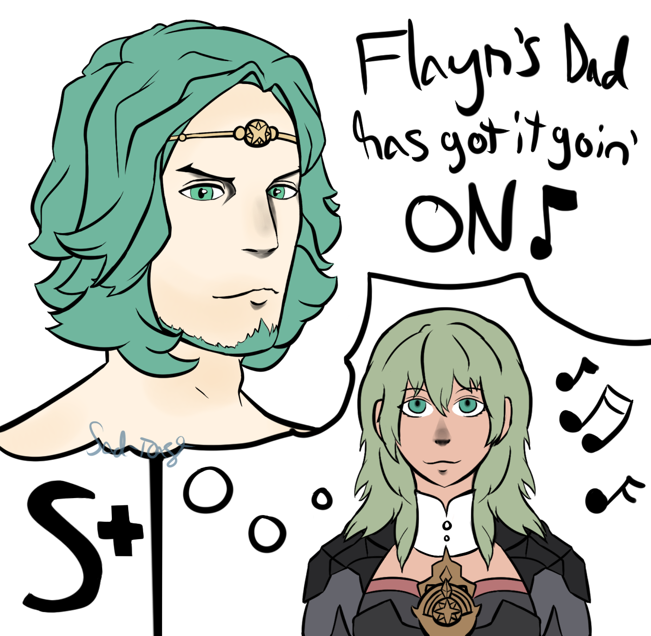 Pin On Byleth And Seteth