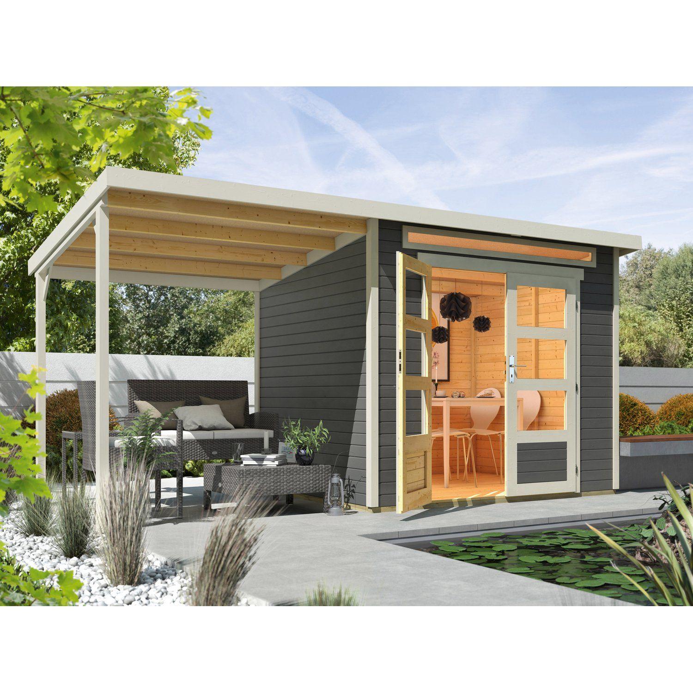 Pin Von Karin Schmitz Auf Ideas Outdoor Flachdach Gartenhaus Gartenhaus Mit Schleppdach Gartenhaus