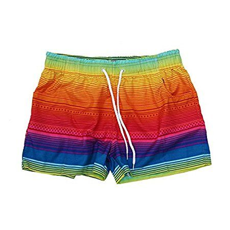 Summer Beach Shorts Cotton Comfy Swim Shorts Casual Swim Trunks Premium Mens Board Shorts
