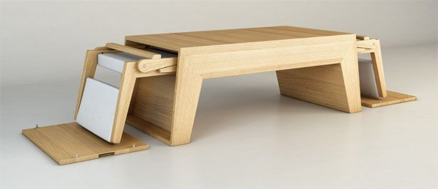 Twins Coffee Table/lounge Chairs Consist Of A Contemporary Simple Coffee  Table That Has Some