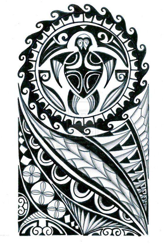 48 Coolest Polynesian Tattoo Designs Polynesian Tattoo Designs Maori Tattoo Half Sleeve Tattoos Designs