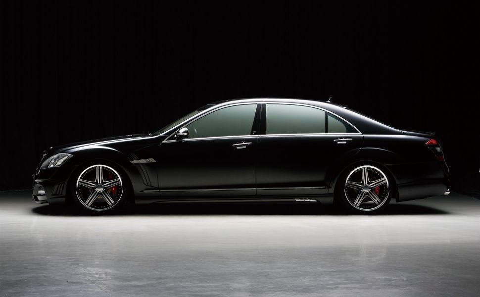 Mercedes Benz S Class Black Hd Wallpaper Benz S Class Sedan