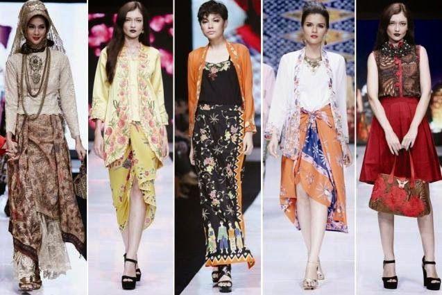 Baju Betawi Modern