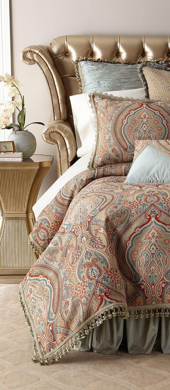 Luxury bedding in home decor pinterest luxury bedding
