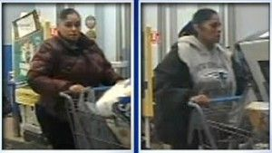 Two Massachusetts sisters were in court answering for their brutal take down of an 81 year old woman in order to steal her purse. Lizette Nevarez, 47, and Anna Nevarez, 40, are accused of knocking down an elderly woman and going to Walmart for a shopping spree using one of her cards, including a big …