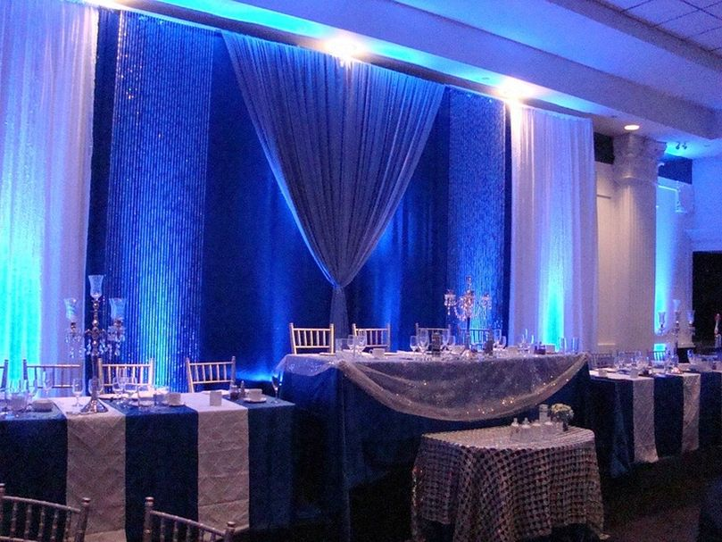 Best 100 Quince Decorations Ideas For Your Party Royal Blue Wedding Theme Royal Blue Wedding Blue Wedding