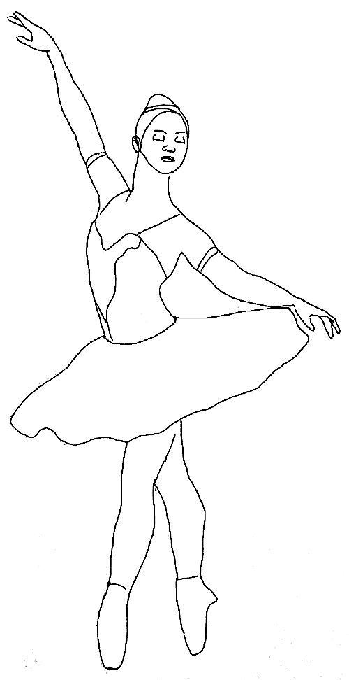 18 schoene ausmalbilder, 18-schoene-ausmalbilder-ballerina-dekoking-com | family ideas, Design ideen