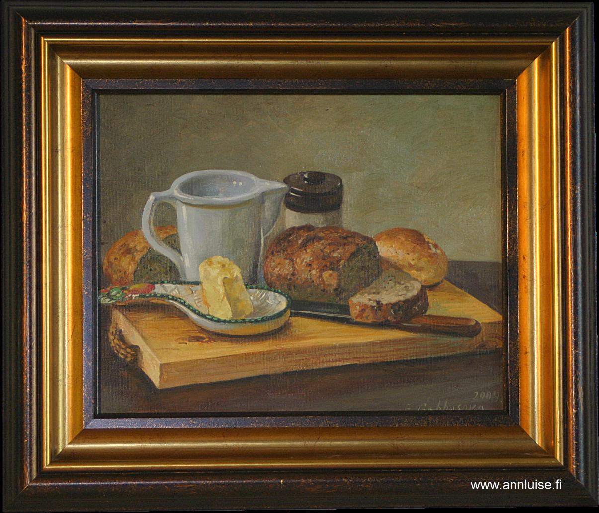 Annluise: Aamiainen