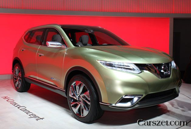 New 2018 2019 Nissan X Trail will be the epitome of Hi Cross