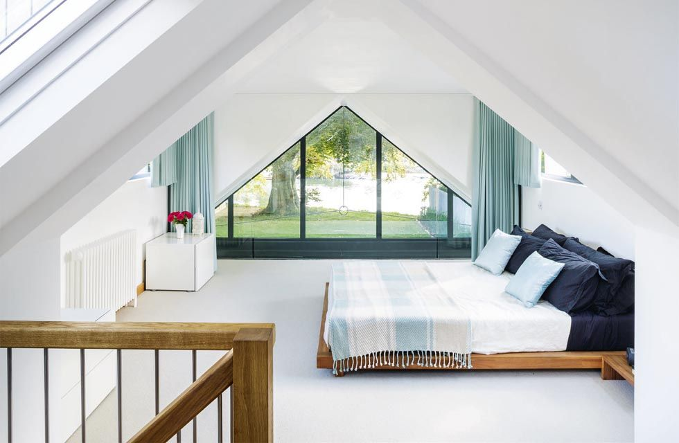 A 1970s bungalow is transformed thanks to a clever scheme of small ...