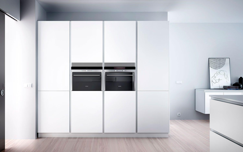 Sin tirador | Muebles de cocina XEY | Despensero | Kitchen ...