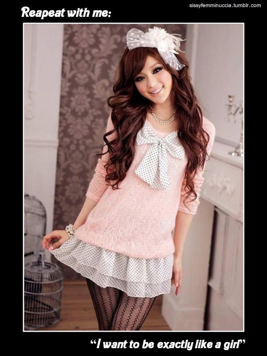 Sissy Sissie Pictures And Captions Pinterest Captions Girly And Clothes