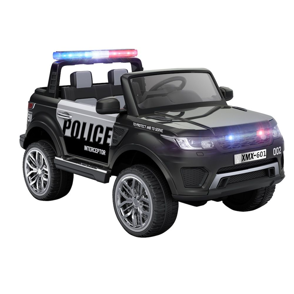 Blazin Wheels 12v Ride On Police Vehicle In 2021 Kids Police Car Toy Cars For Kids Police Cars
