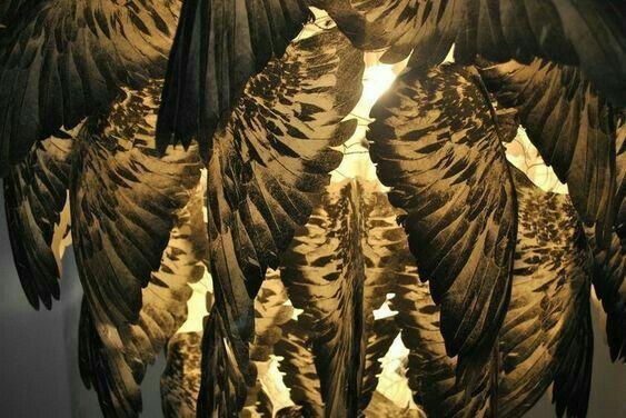 distantvoices | Gold aesthetic, Angel aesthetic, Art