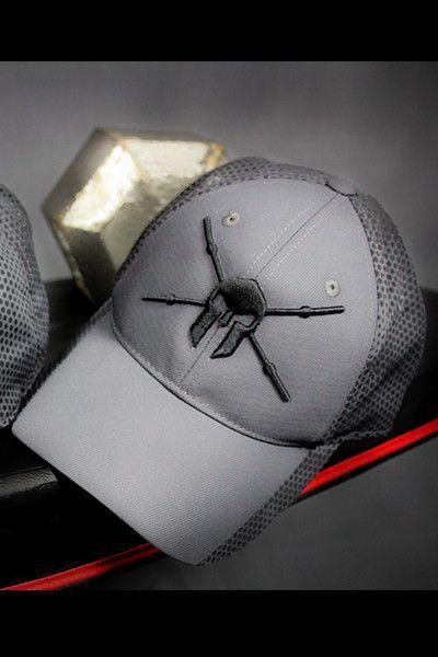Sleek Stealth Camo Hat