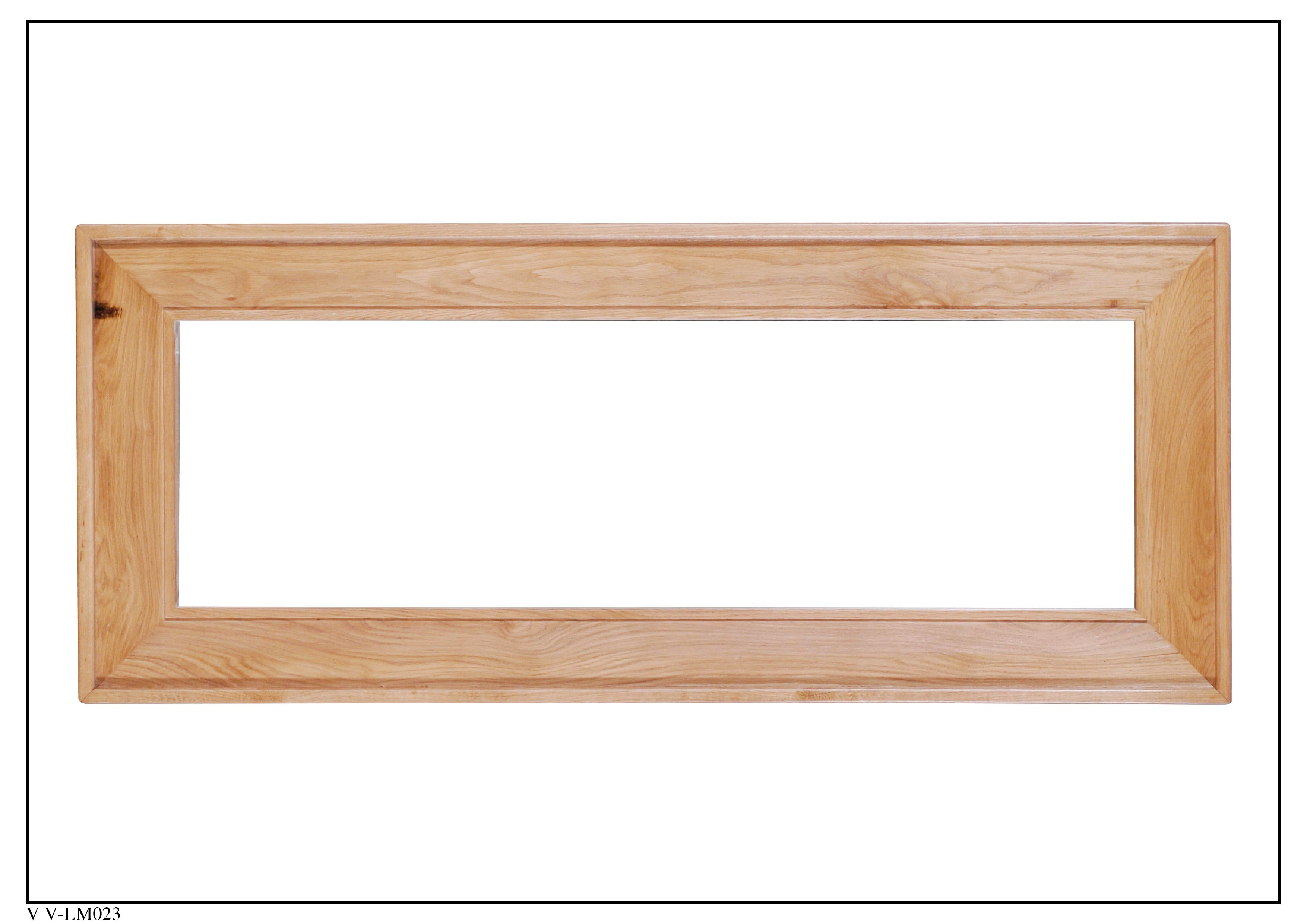 ELEPHANT  FURNITURE - Vancouver Value - Long Mirror (1700mm x 700mm x 40mm Thick) - V V-LM023