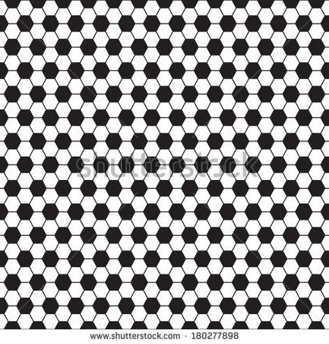 Vector Seamless Pattern, Texture Soccer Ball Sports Pattern Template For  The Manufacture Of Wallpaper On The Walls, Textiles, Paper Packaging, ...