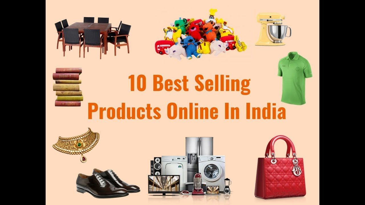 Top 10 Best Products To Sell Online Things to sell