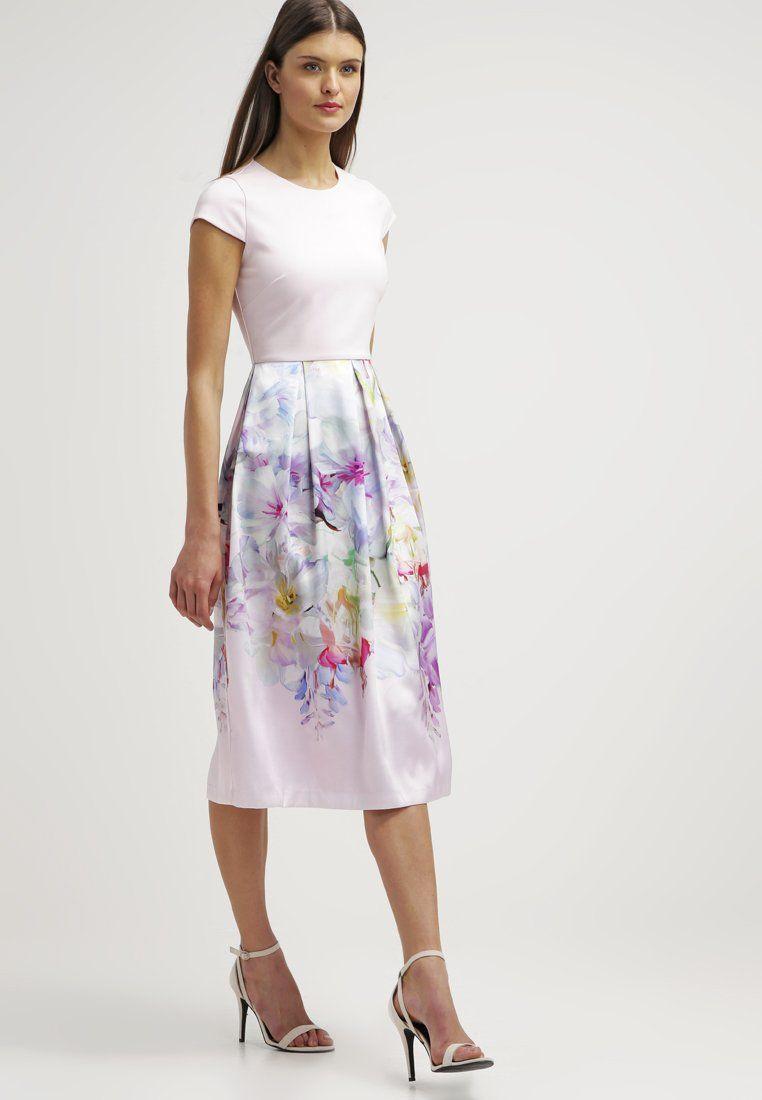 Mit diesem Kleid verbreiten sie sofort gute Laune! Ted Baker SIBYLLA ...