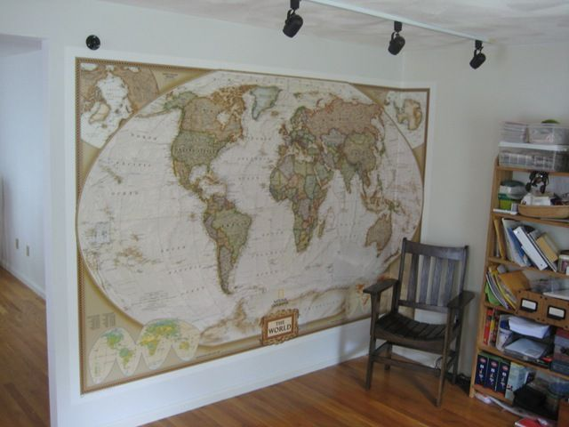 Explore world map mural world map wall and more