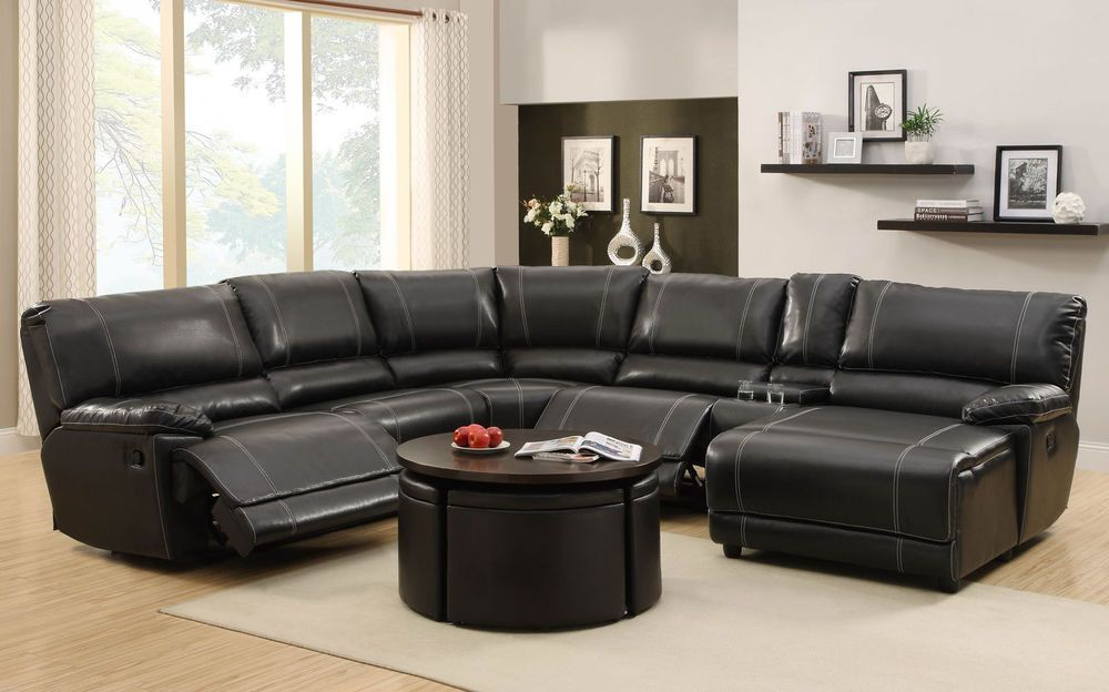 Recliner Sofa Couch Chaise Sectional