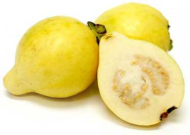 Mexican Cream Guavas Guavas Guava Fruit Guava Recipes