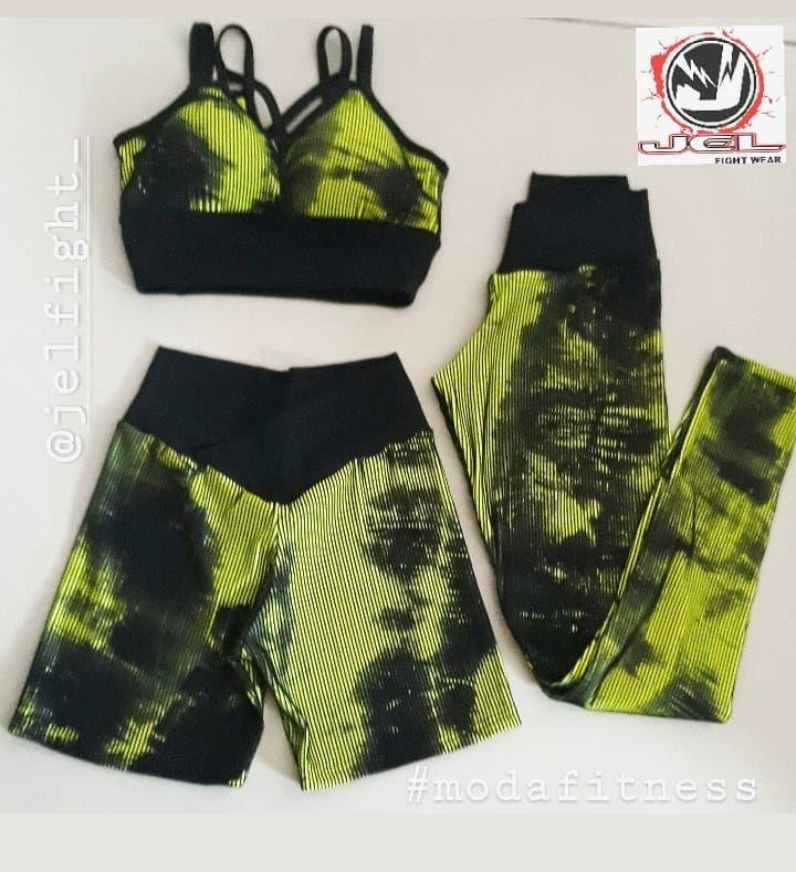 Estampas Tai Dai em tecido 3D. Várias cores. . . . . #jelfight #modafitness #qualidade #gym #girl #l...
