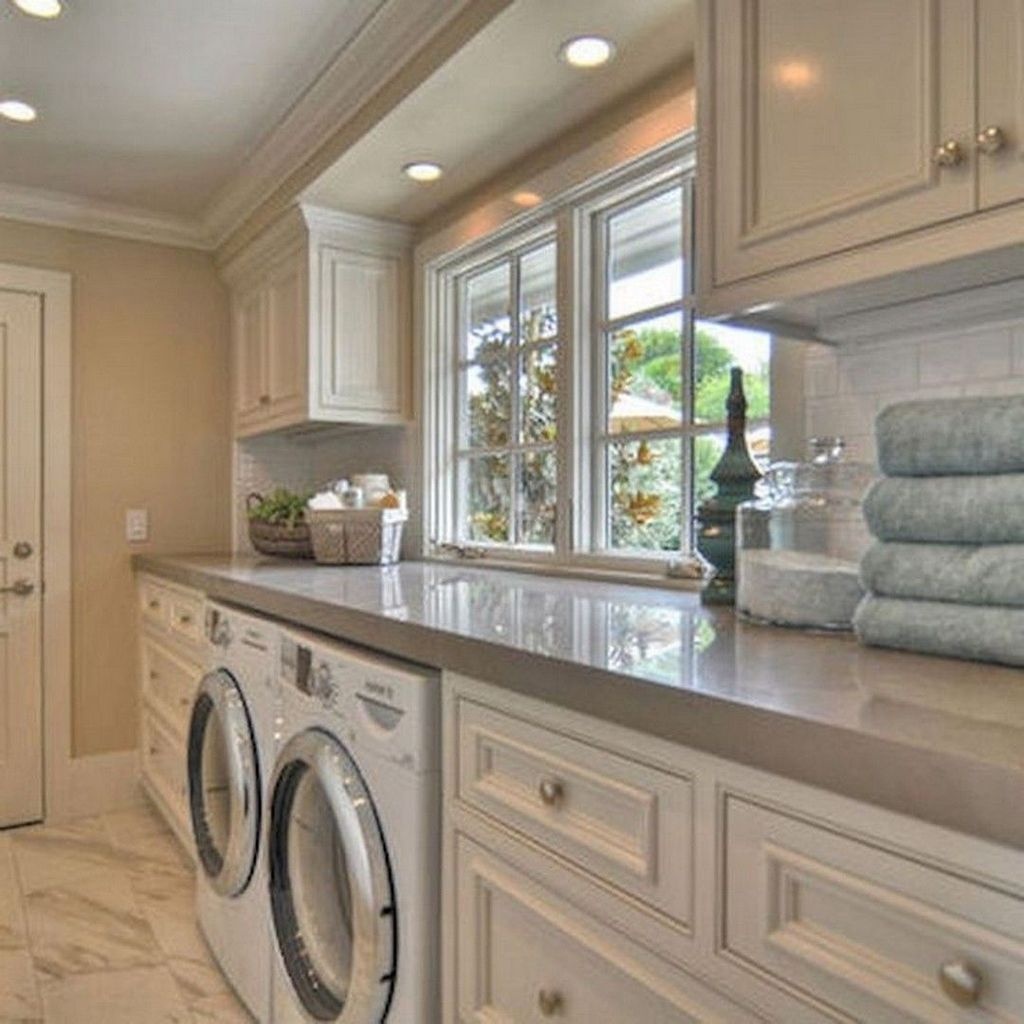 34 Fabulous Laundry Room Design Ideas For Your Inspiration