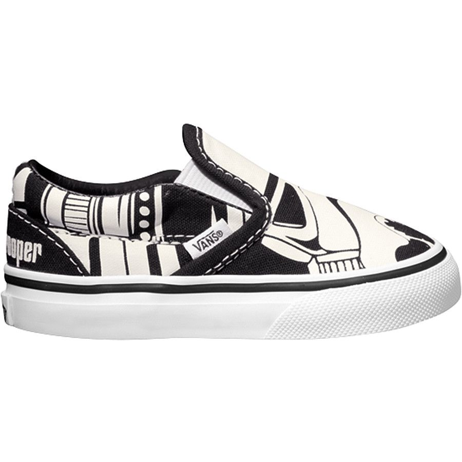 vans toddlers classic slip-on skate shoe