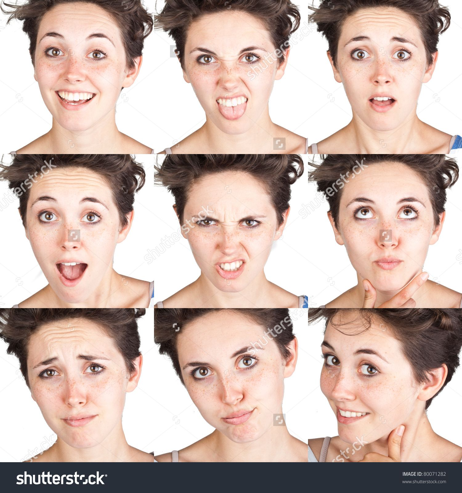 Pin By Paul Hadcock On Face Expressions