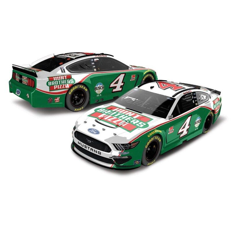 2020 Kevin Harvick #4 Hunt Brother/'s Pizza 1//64 Nascar Authentics Wave 2