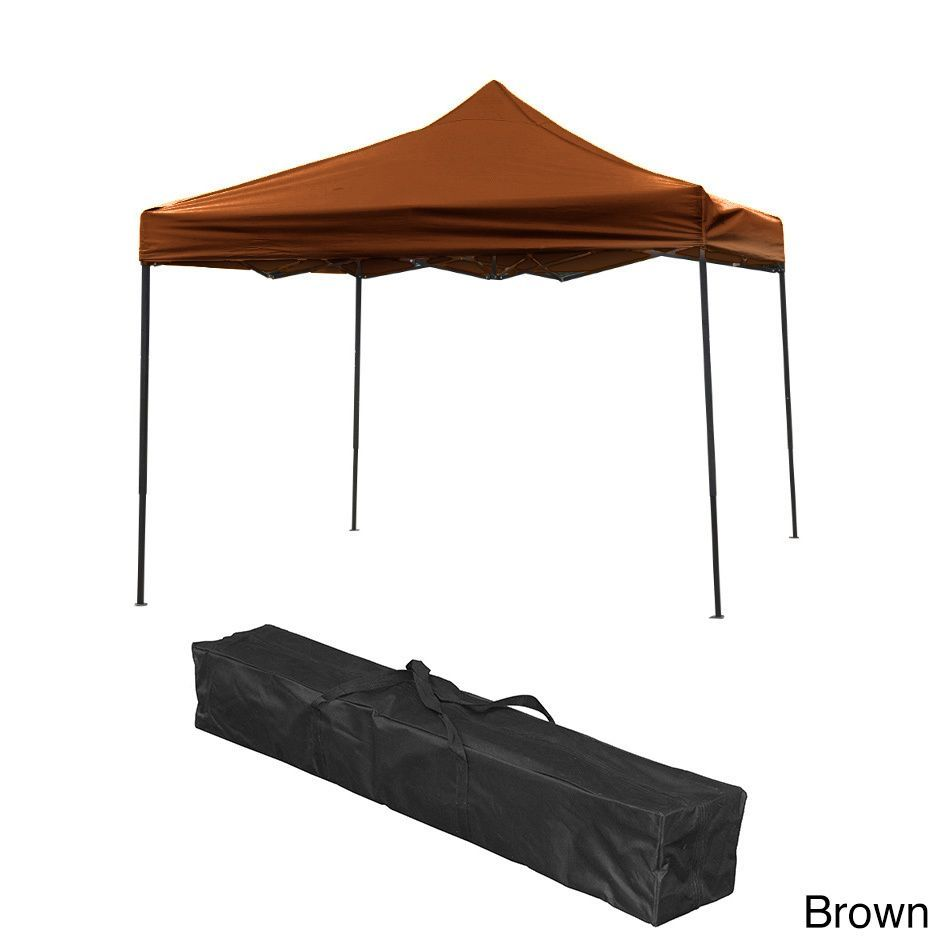 Trademark Lightweight and Portable 10-foot Canopy Tent #10FTCAN-YELLOW  sc 1 st  Pinterest & Trademark Lightweight and Portable 10-foot Canopy Tent #10FTCAN ...