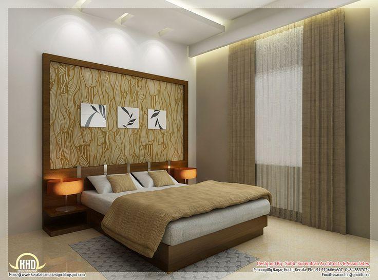 Beautiful Interior Design Ideas Kerala Home Design And Interior Design Bedroom Bedroom Interior Interior Design
