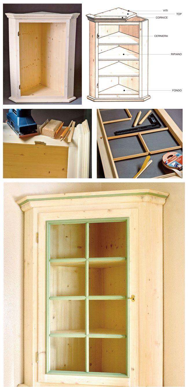 Stile provenzale fai da te stile provenzale mobili in for Mensole stile provenzale